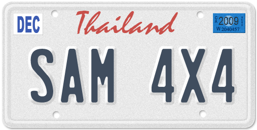 sam 4x4 is thailand top 4x4 exporter of 4x4 vigo, 4x4 triton and 4x4 navara