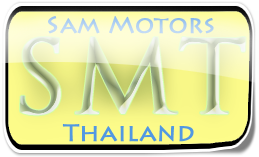 sam motors logo