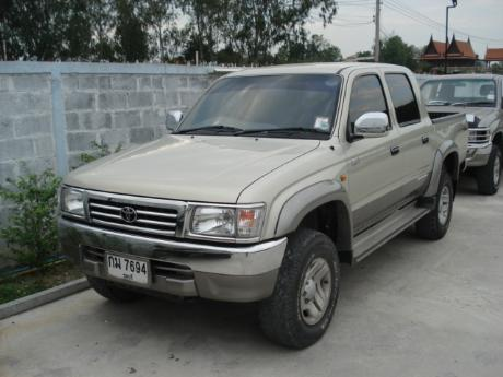 Toyota Hilux Tiger EFI 2000 to 2001 from Thailand's top Toyota Hilux Tiger exporter - Sam Motors Thailand