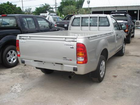 new and used Toyota Hilux Vigo Single Cab at Thailand's top Toyota new and used Hilux Vigo dealer Sam Motors Thailand